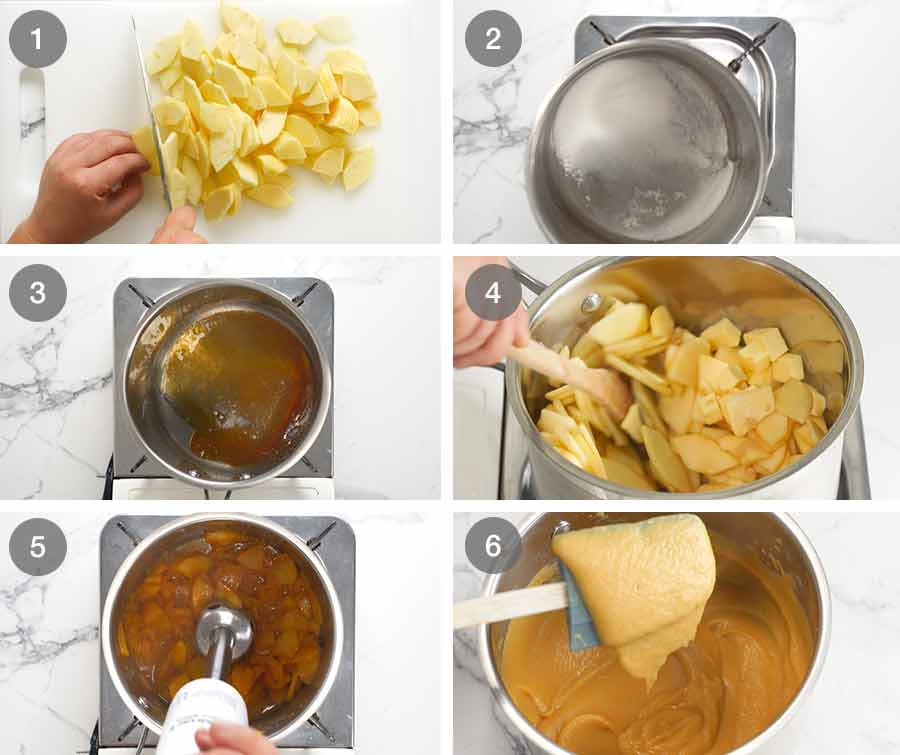 How to make Apple Sauce