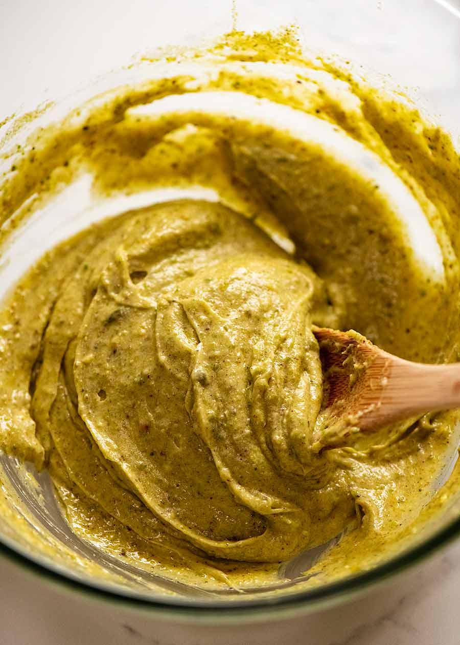 Pistachio Frangipane - Pistachio Cream Filling