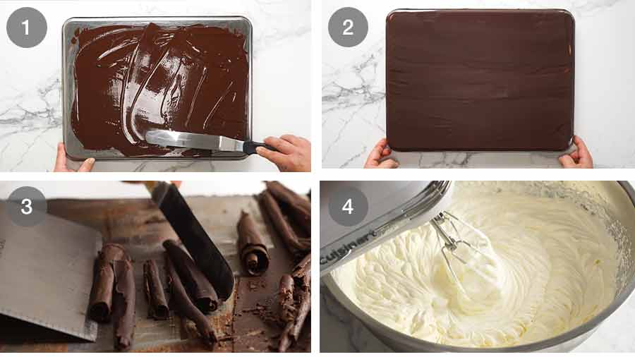 How to make a German Black Forest Cake