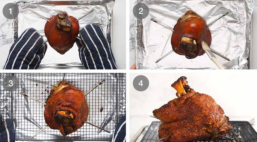 How to make German Pork Knuckle