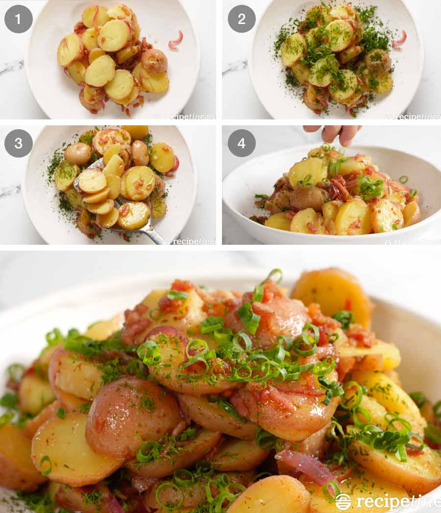 How to make German Potato Salad