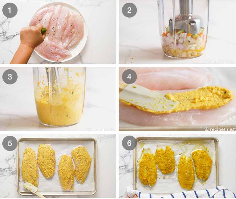 How to make Golden Turmeric Fish (Indonesian)