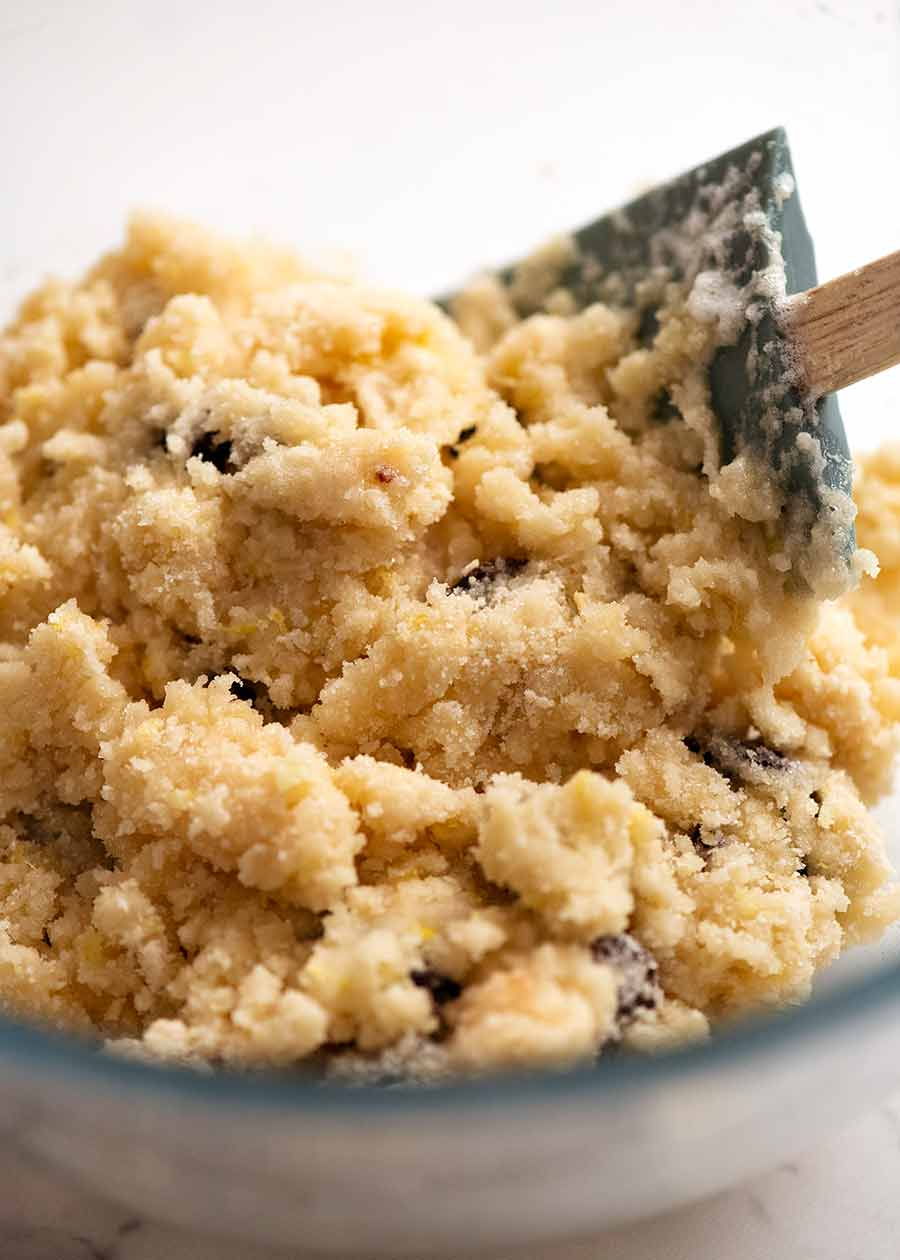 Making Italian Almond Cookies