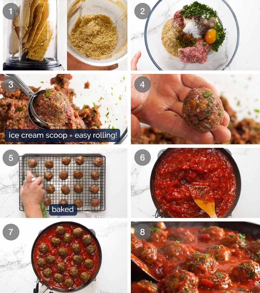 How to make Mexican Meatballs