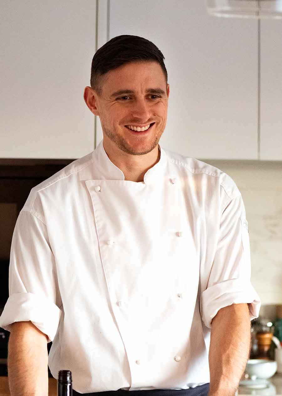 Chef Jean-Baptiste Alexandre culinary collaborator at RecipeTin Eats