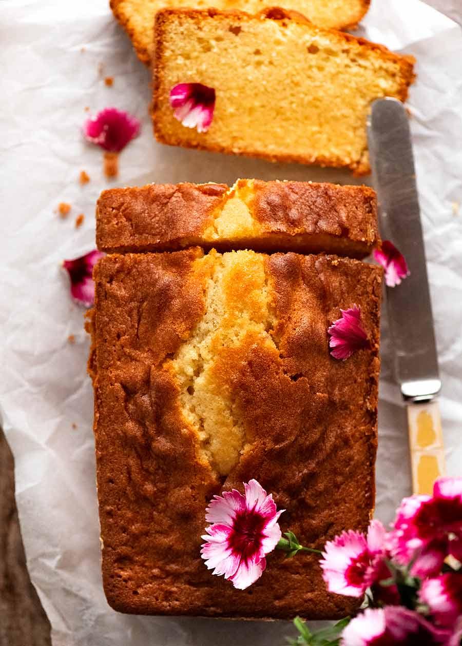 The Best Pound Cake