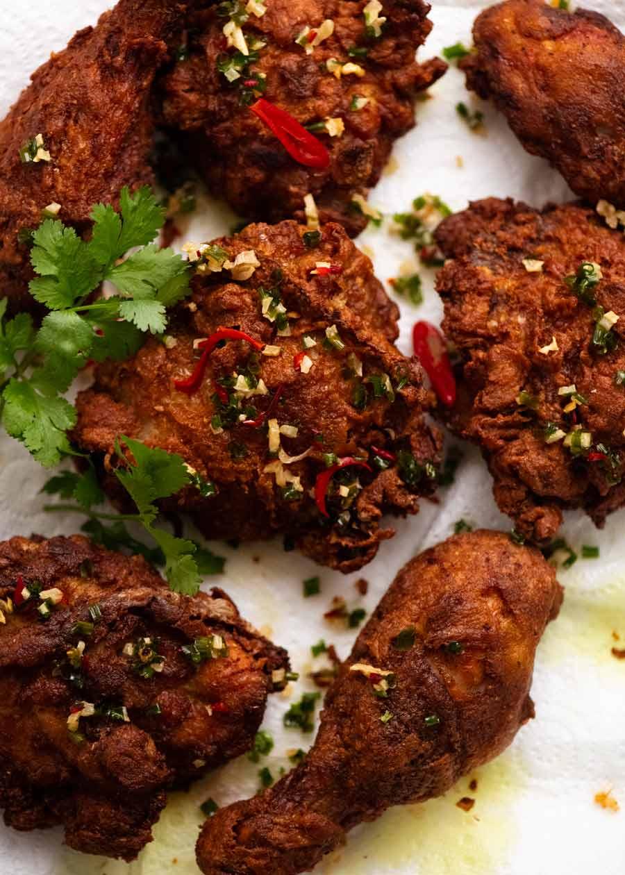 Ayam Goreng (Malaysian Fried Chicken)