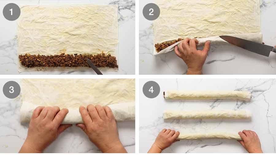 How to make borek