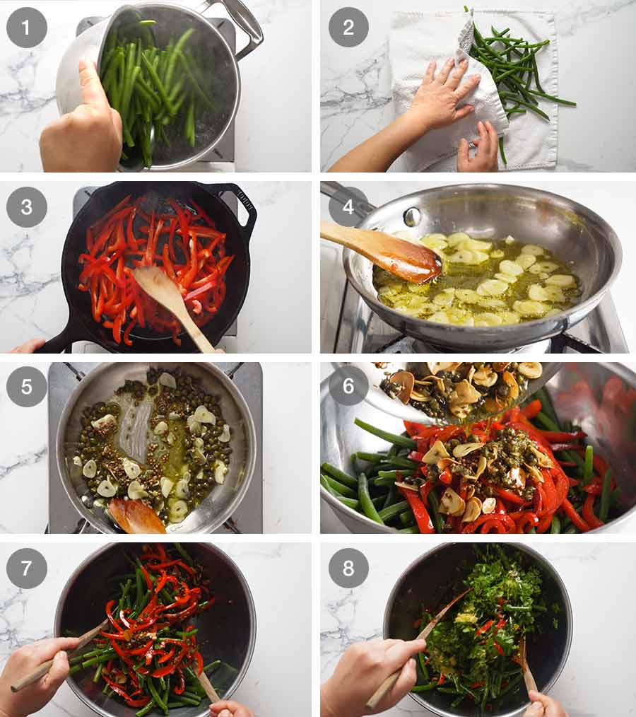 How to make Yotam Ottolenghi's Green Bean Salad