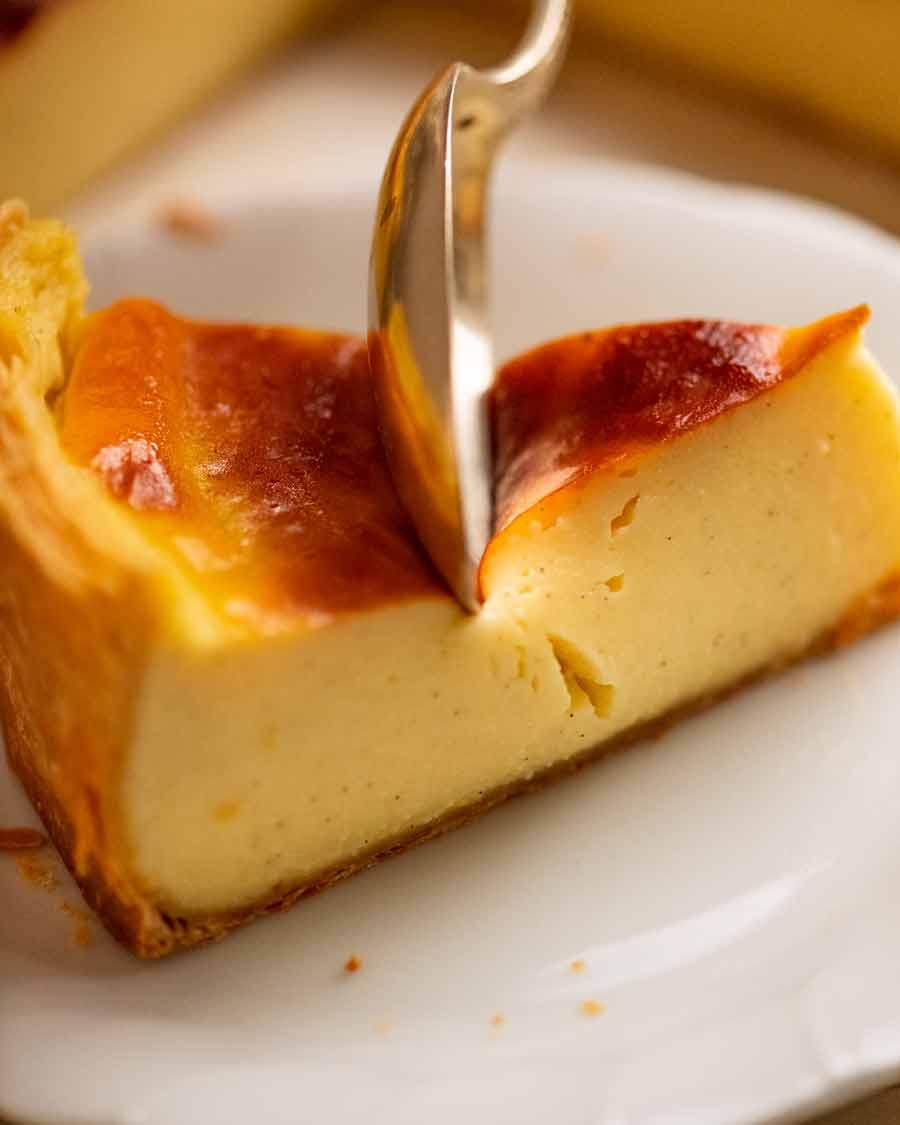 Creamy custard of Flan Patissier